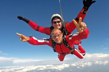 skok spadochronowy katowice