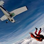skok ze spadochronem w tandemie cena