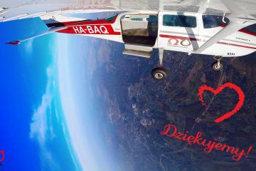 kurs skoczka spadochronowego