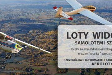 loty spadochronowe katowice