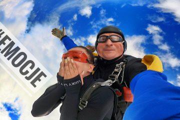 Skok ze spadochronem Opole